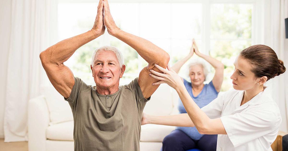 Fisioterapista per anziani a domicilio Milano