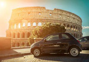 Noleggio a Lungo Termine Km illimitati Roma