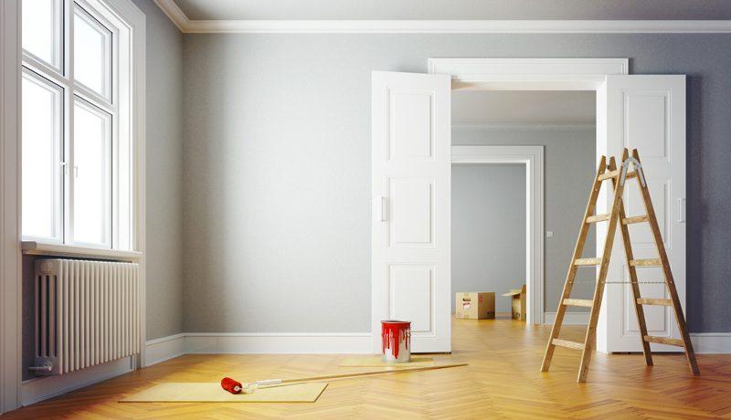 Ristrutturazione economica e appartamento roma